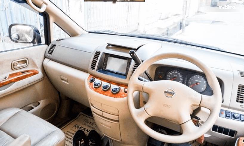 Review Nissan Serena 2012 Mobil Mpv Boxy Interior Luas