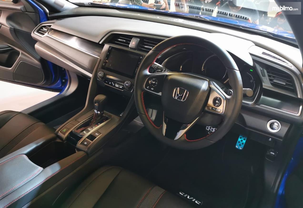 Foto Kabin New Honda Civic Hatchback RS