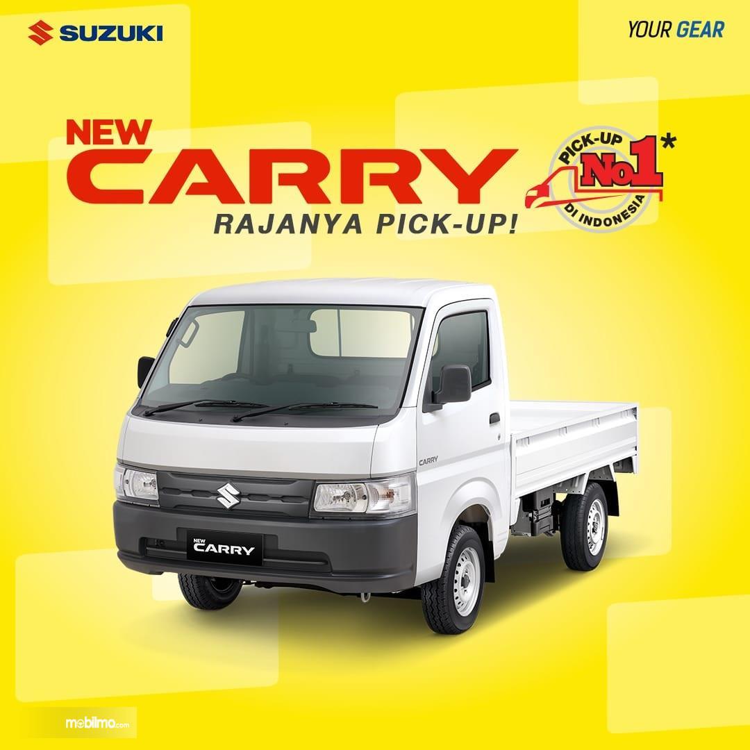 Banner Suzuki Carry - Rajanya Pick Up
