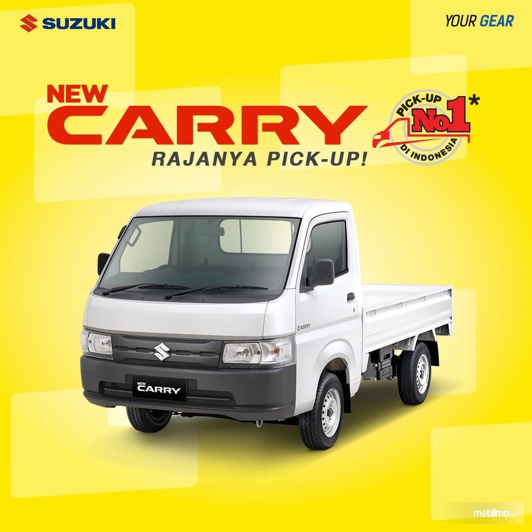 Banner Suzuki New Carry 2019, Rajanya Pick Up!