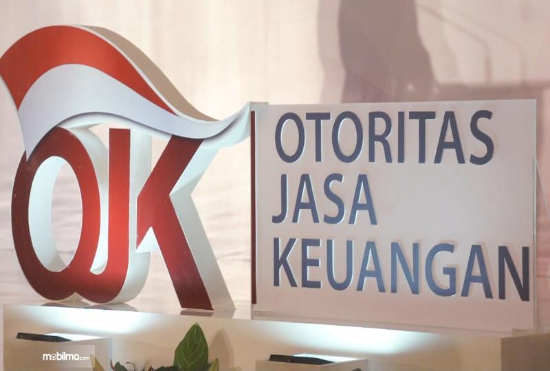 Foto logo Otoritas Jasa Keuangan