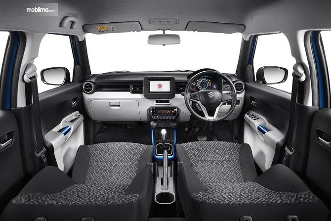 Foto Interior Suzuki New Ignis 2020