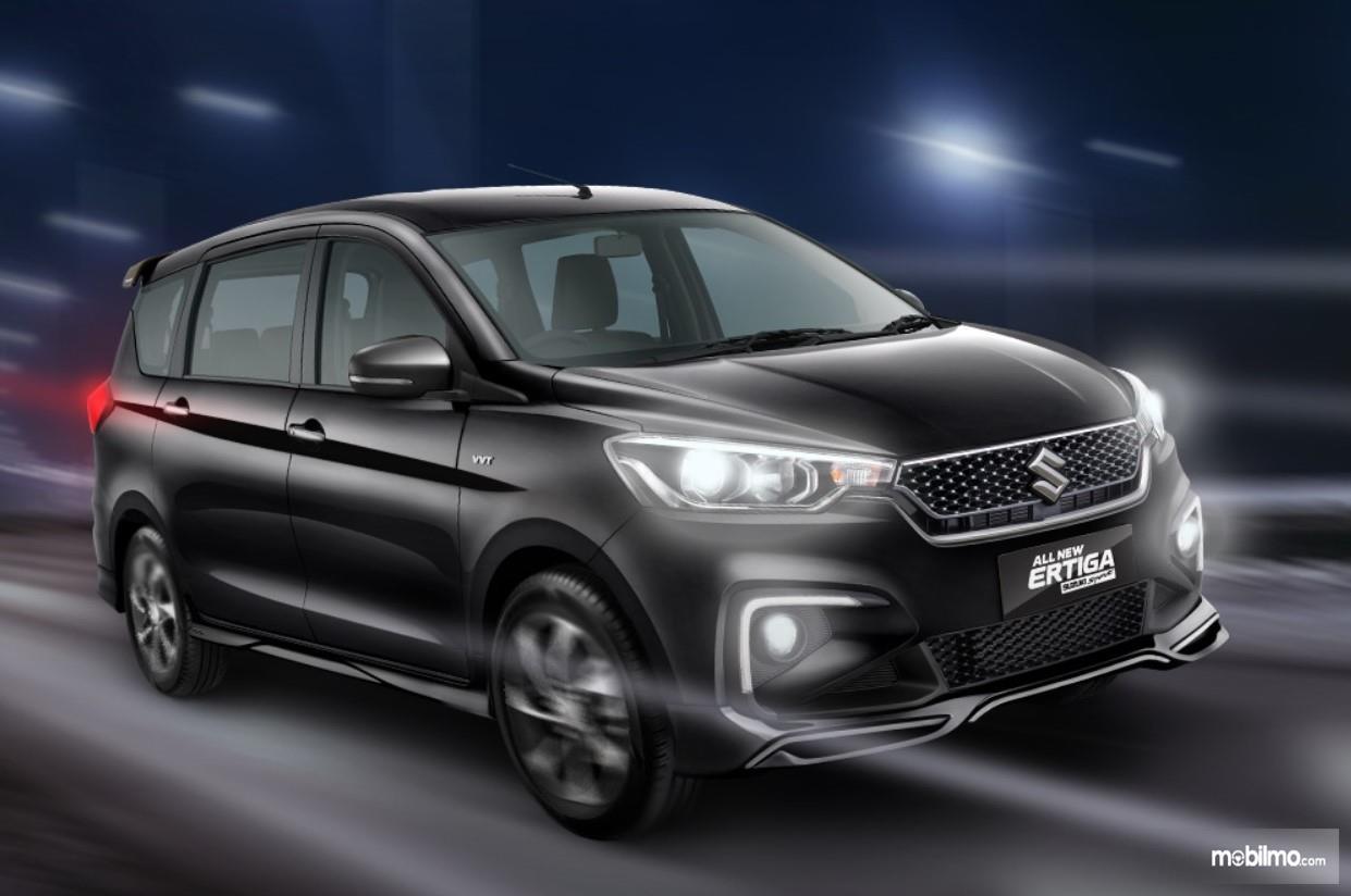 Foto menunjukkan All New Ertiga Suzuki Sport