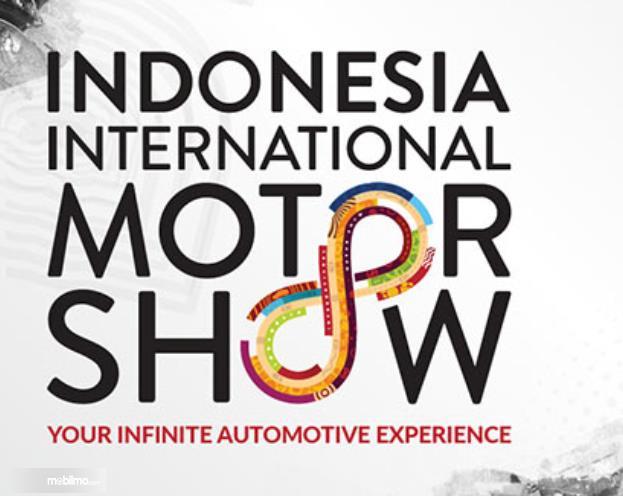 Gambar ini menunjukkan tulisan IIMS dengan logonya