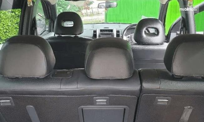Gambar ini menunjukkan jok mobil Nissan X-Trail XT Facelift 2013