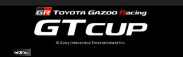 Gambar ini menunjukkan info Toyota Gazoo racing GT Cup