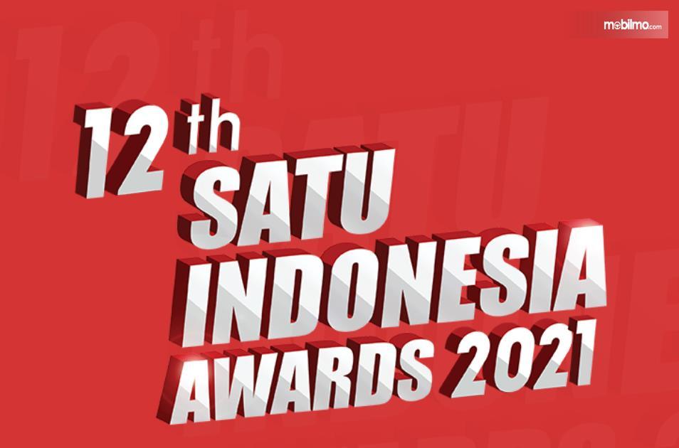 Gambar ini menunjukkan info 12th SATU Indonesia Awards 2021