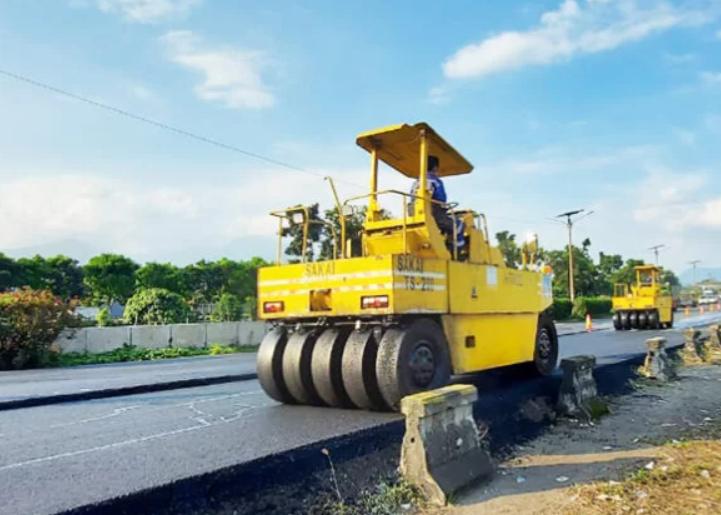 Gambar ini menunjukkan ilustrasi perbaikan Jalan Tol Dalam Kota Dan Jalan Tol Prof Dr.Ir Soedijatmo