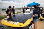 Kompetisi Mobil Bertenaga Surya Buatan Mahasiswa di American Solar Challenge