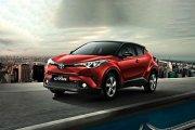 Review Toyota C-HR 2018: SUV Kompak Dengan Sentuhan Ala Coupe