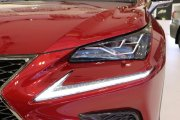 Review dan Impresi Lexus NX300T F-Sport 2018