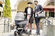 Kereta Dorong Bayi Avantgarde, Kemewahan Mercedes untuk Membawa Bayi Anda