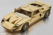 Hobi Berduit, Model Skala Ford GT 2006 Dijual Seharga 500 Jutaan