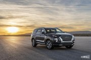 Review Hyundai Palisade 2019
