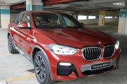 Akhirnya All New BMW X4 Telah Resmi Diluncurkan, Tapi Hanya Ada 1 Pilihan Varian Saja!
