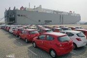 Ekspor Perdana, HPM Kirim All New Honda Brio Ke Filipina