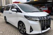 Uji Tabrak Toyota Alphard Oleh JNCAP Mendapatkan Bintang 5