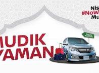 Jamin Kenyamanan Mudik Lebaran, Nissan Luncurkan Program Nissan NoWasWas Mudik