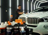 Layanan Home Service, Strategi Scuto Lampung Mudahkan Konsumen Rawat Bodi Mobil Kesayangan