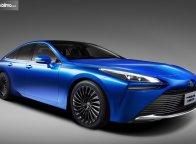 Pakai Platform Baru, Toyota Mirai 2021 Tampak Menakjubkan