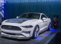 Mustang Lithium, Mobil Listrik Pertama Ford Bertransmisi Manual