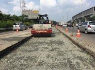 Sudah Garap Lebih Dari 2.166 Meter, Rekonstruksi Jalan Tol Jagorawi Berlanjut