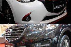 Banderol Harga Aksesoris Mazda2 dan CX-5 Lengkap Per Item