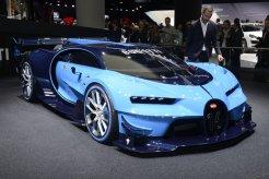 Super Car - Bugatti Vision Gran Turismo