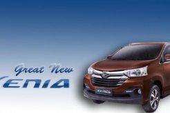 Daftar Harga Beberapa Varian Mobil Great New Xenia Terbaru