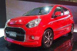 Spesifikasi dan Daftar Harga Daihatsu Ayla Semua Tipe - Mobil Cocok Untuk Wanita