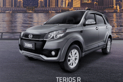 Sambut Generasi Terbaru Daihatsu Terios Tahun 2018 Mendatang