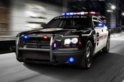 Inilah Deretan Lima Mobil Tercepat Kepolisian Amerika Serikat