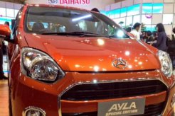 Edisi Khusus Harga Daihatsu Ayla 2015 di GIIAS