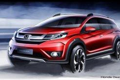 Honda BR-V Akan Segera Diperkenalkan Oleh Honda Indonesia
