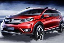 Mobil Honda BR-V - Brio SUV yang Dimulai Dari Indonesia