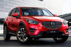 Spesifikasi dan Daftar Harga Mazda CX 5 Semua Tipe