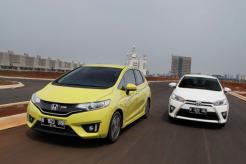 Ulasan Tentang Perbedaan Honda Jazz dan Toyota Yaris