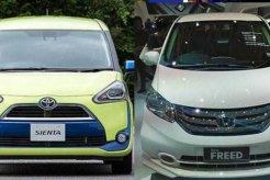 Perbandingan Toyota Sienta VS Honda Freed – Spesifikasi dan Harga
