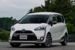 Inilah Fitur Unik Dan Khas Toyota Sienta, Pesaing Honda Freed