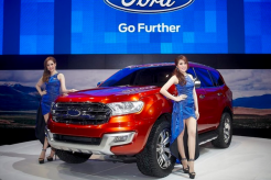Spesifikasi Dan Harga All New Ford Everest 2015