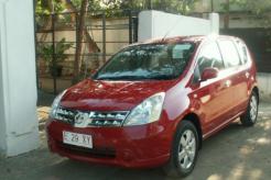 Spesifikasi Serta Harga Nissan Livina Tipe XR dan X-Gear