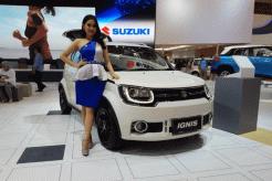 Spesifikasi Suzuki Ignis Terbaru 2016, Perpaduan SUV Dan City Car