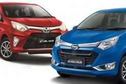 Fitur Keamanan Toyota Calya dan Daihatsu Sigra Dibekali Rem ABS
