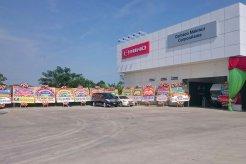 Relokasi, Dealer Resmi Hino Kota Tegal Naik Status Menjadi S3