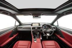 Fitur – fitur Unggulan New Lexus RX 200t F Sport Untuk Indonesia