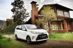 Daftar Harga Toyota Calya Terupdate