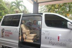 Legenda MU Teddy Sheringham Akui Hyundai H-1 Mobil Berkelas