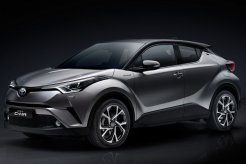 Review Mobil Toyota C-HR 2018, Crossover Premium dari Toyota