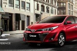 Daftar Harga Toyota Vios 2018: Gratis Biaya Jasa dan Suku Cadang Selama 3 Tahun