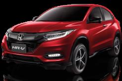 Menilik Honda HR-V Facelift 2018. Beda Wajah, Sama Rasa!
